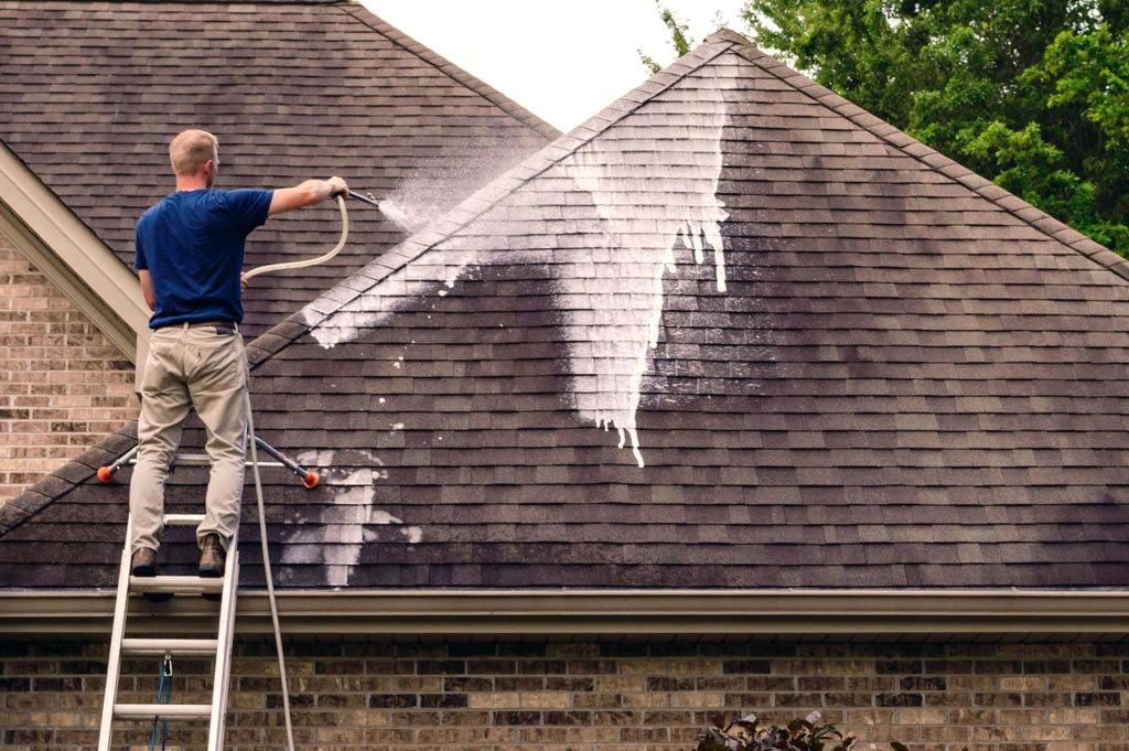 Roof Cleaning Cost Is An Investment In Your Home